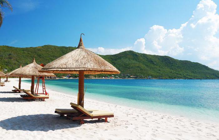 Plaža Bai Dai Nha Trang