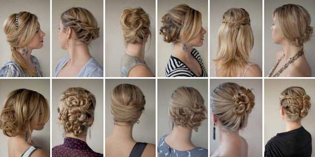 svjetlo lijepe frizure za dugu kosu