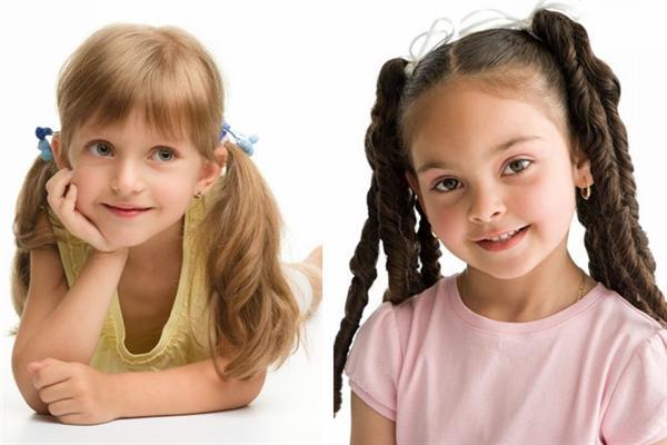 jednostavna frizura za djevojke dugu kosu