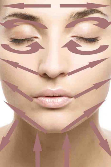 lehký make-up