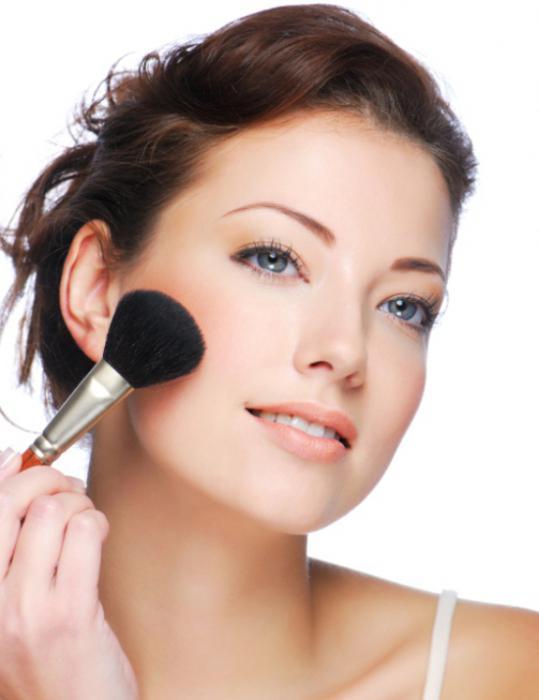 jak udělat lehký makeup