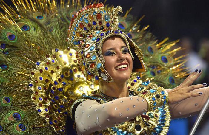 Belle donne brasiliane