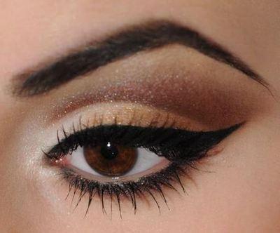lepa ličila za rjave oči