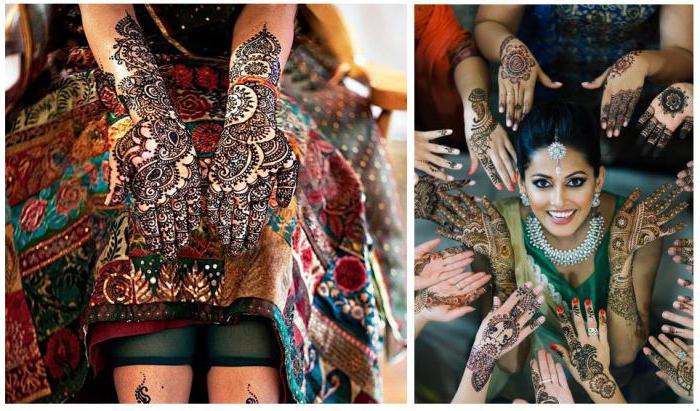 "indyjska biżuteria typu ""zrób to sam"""