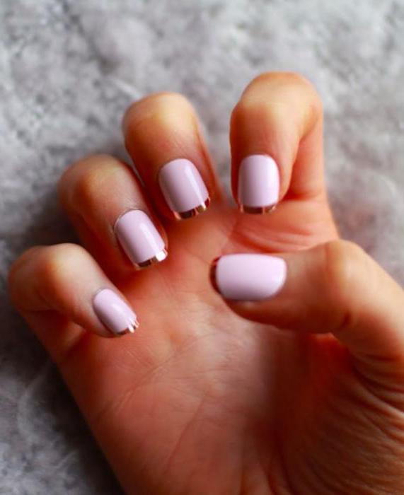 gel estetico per manicure