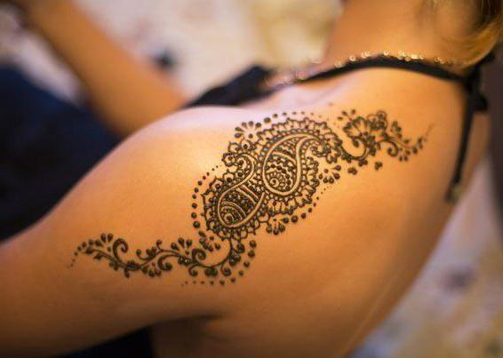 тетовирање пише на рамену за дјевојке