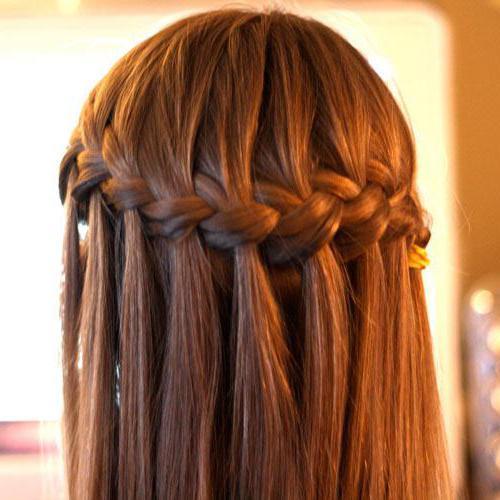 Piękne Tkactwo Na Długie Włosy Fryzury Są Najpiękniejsze