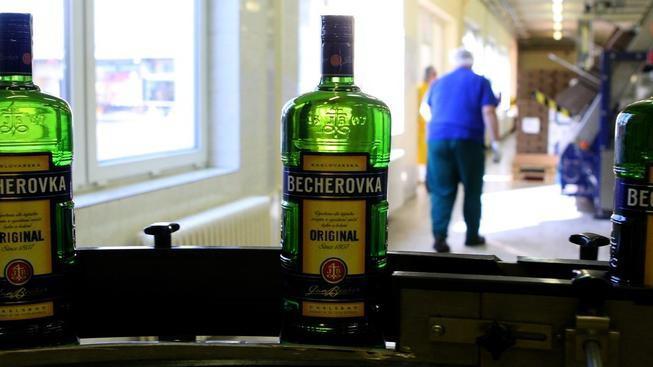 "tinktura ""Becherovka"" sastav"
