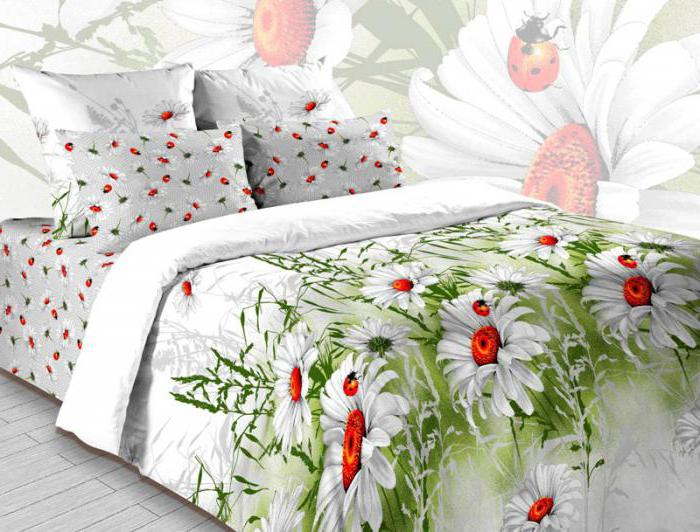 Vasilisa Ivanovo bedclothes