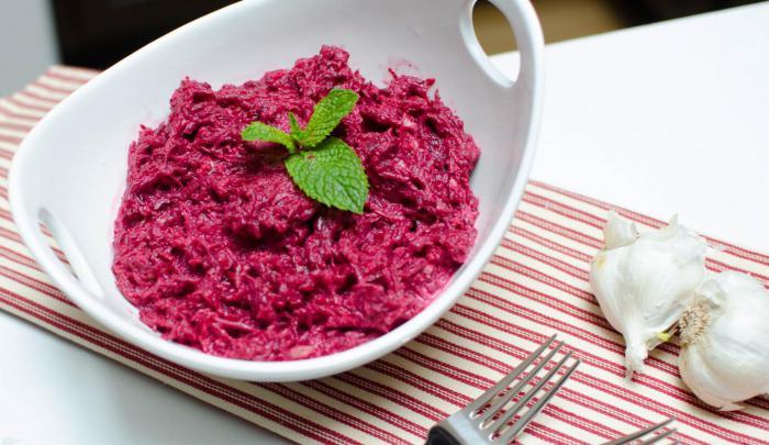 рецепт за салату од репе