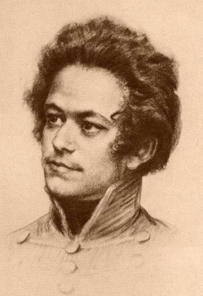 Karl Marx in gioventù