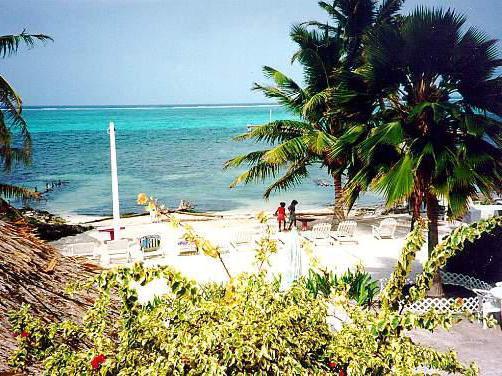 città di Belize quale paese