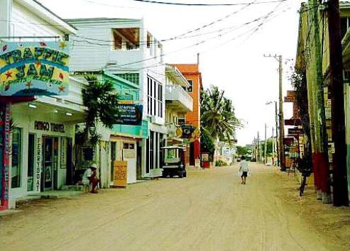 paese belize capitale