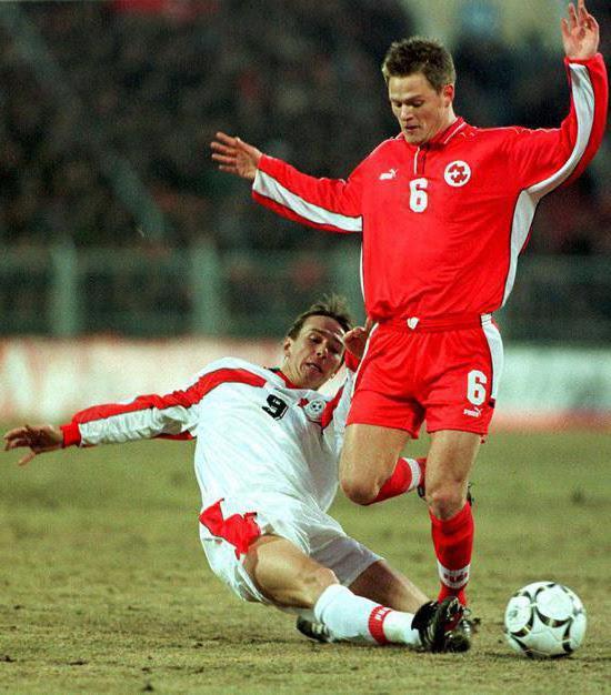 nogometaš Valentin Belkevich