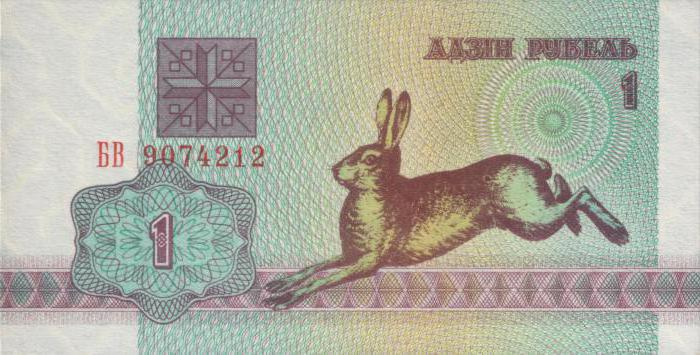 Bjeloruski rublji