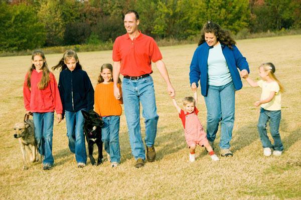 quali sono i vantaggi per le famiglie numerose