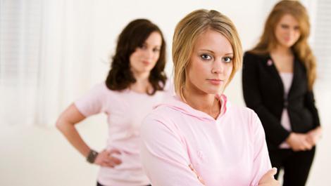 benignih in malignih tumorjev dojke