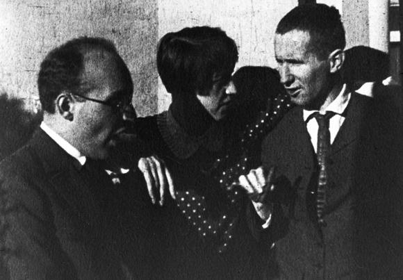 Brecht s kolegy