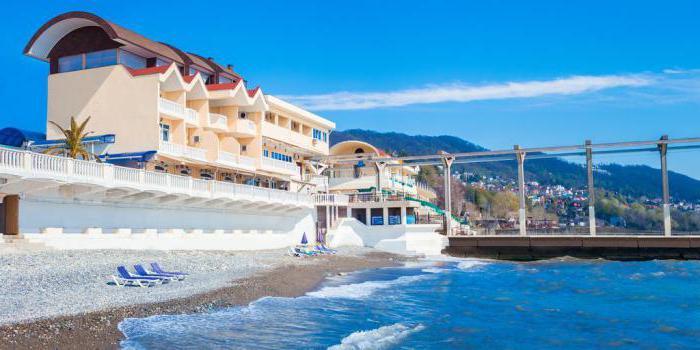 bivanje hotelov ob morju
