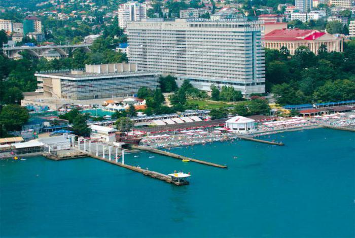 hotel all inclusive sochi ob morju