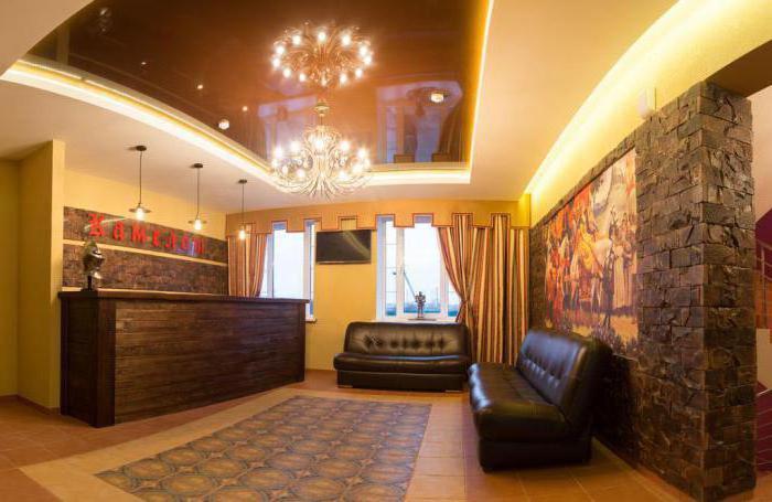 Hotel Pushkin Pskov