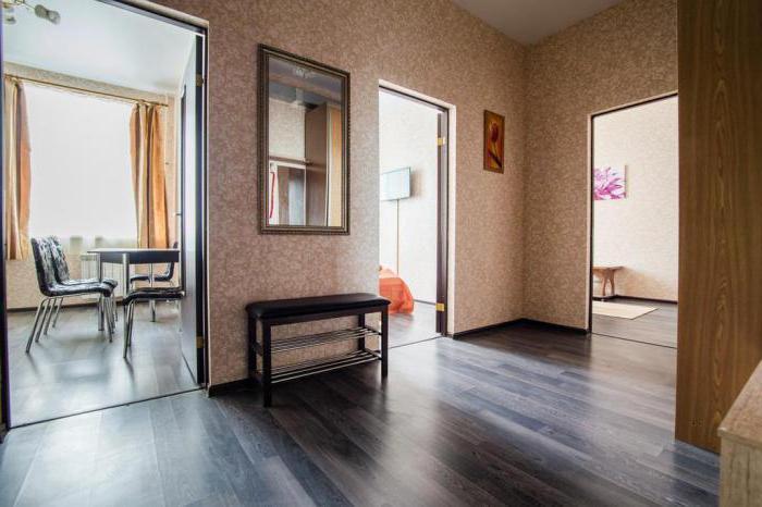 apart-hotel Pskov