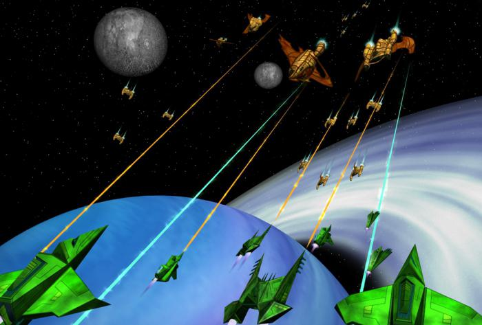 космически стратегии на бр