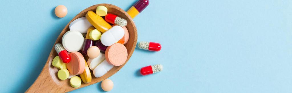 minerali e vitamine per un bambino