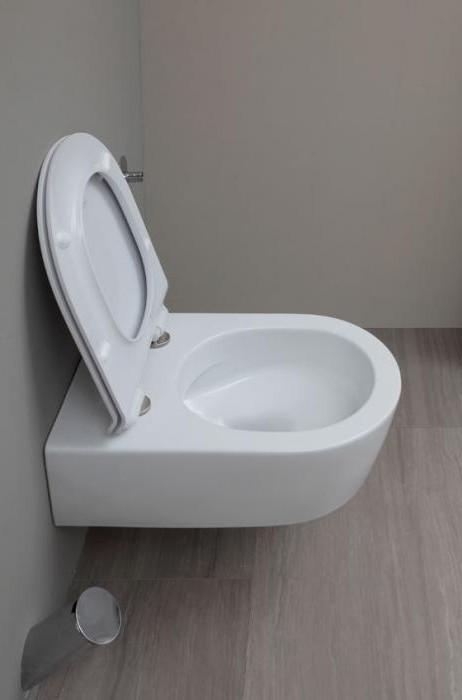 WC na dnu brez dna