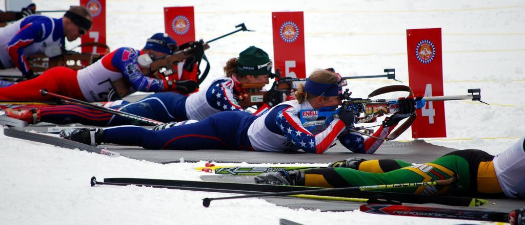 Biathlon russi