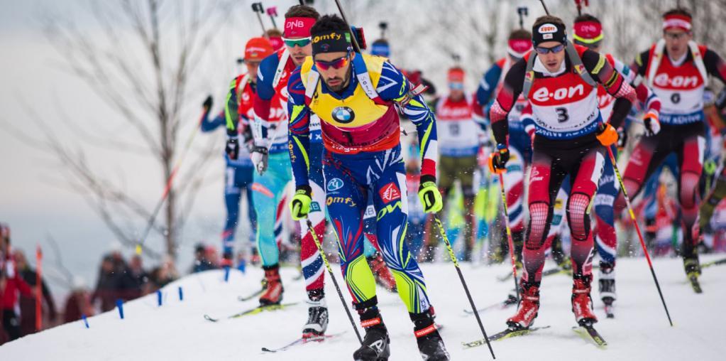 Leader di biathlon