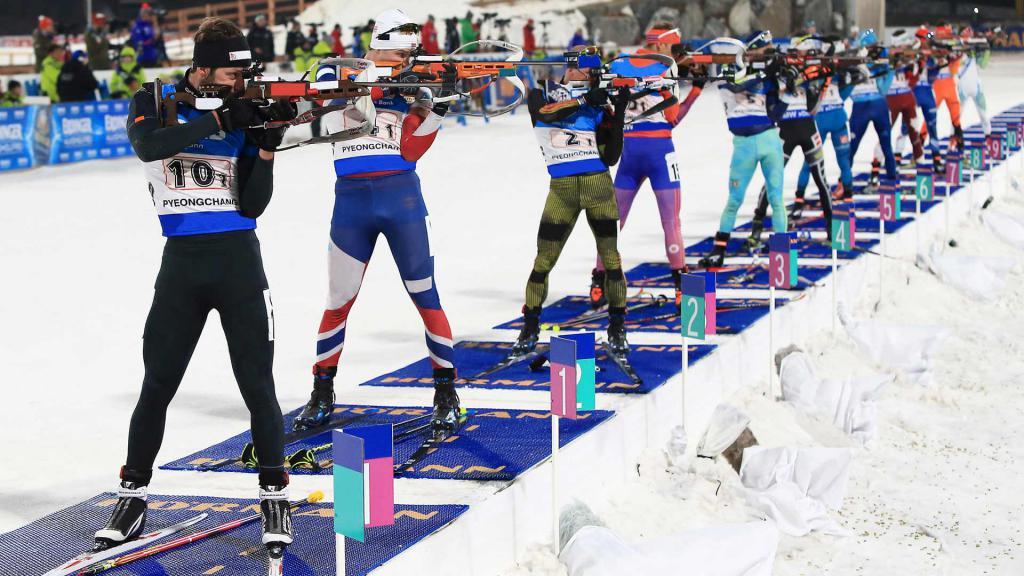 Record di biathlon
