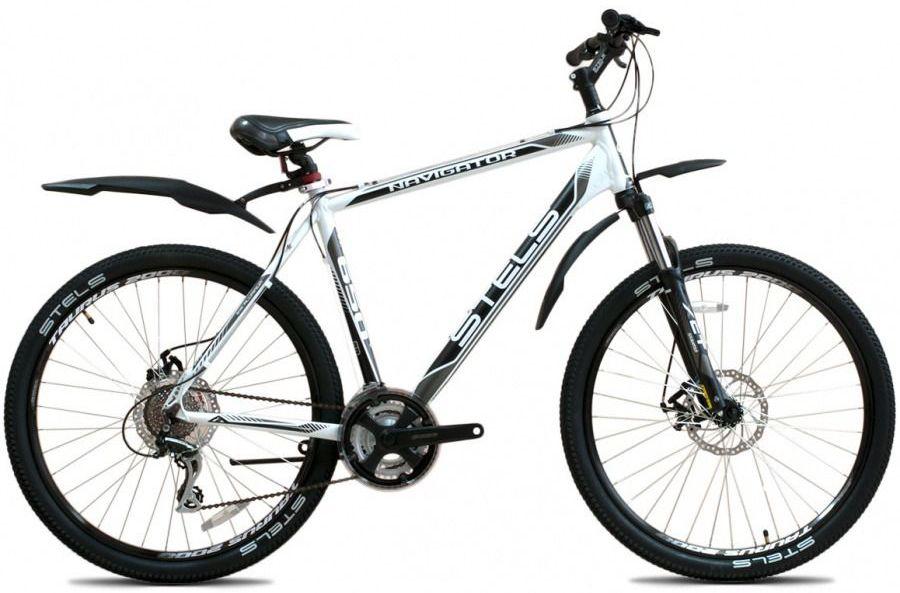 kolesa stels navigator 630 bela