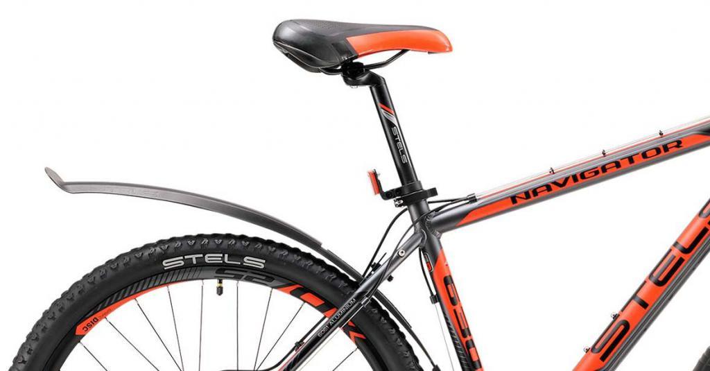 kolesarska sedla navigator 630