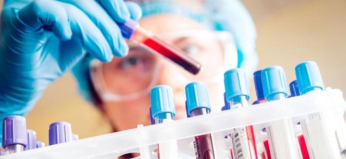 тест крви