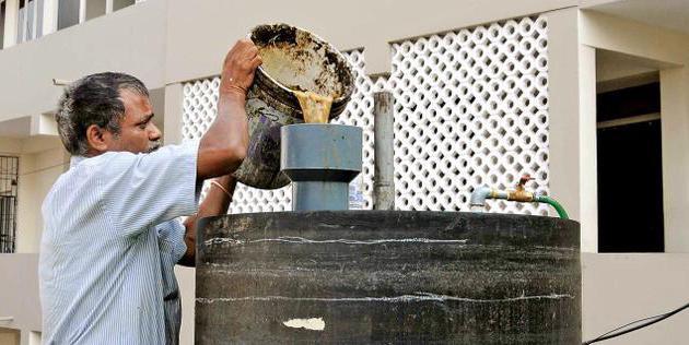 impianto di biogas fai da te