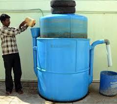 mini impianto di biogas fai da te
