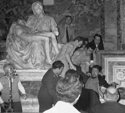 skulptura Michelangela