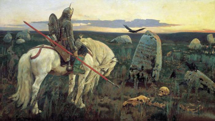 Ivan Tsarevich sul lupo grigio