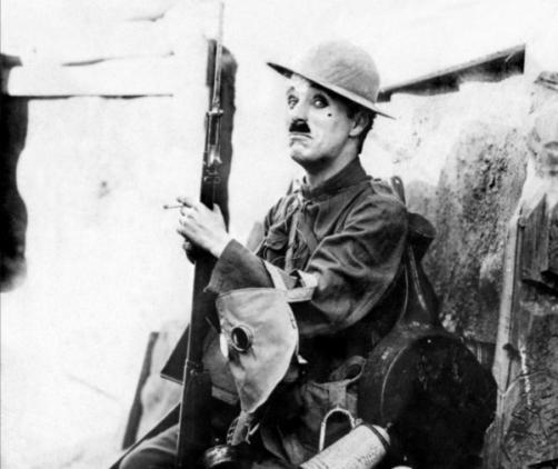 Tempo di Charlie Chaplin