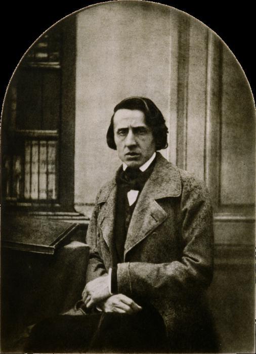 biografia Chopina