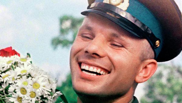 biografia di Gagarin