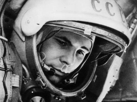 Биографија космонаута Гагарина