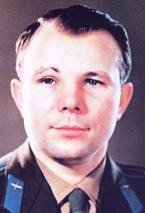 кратка биографија Гагарина