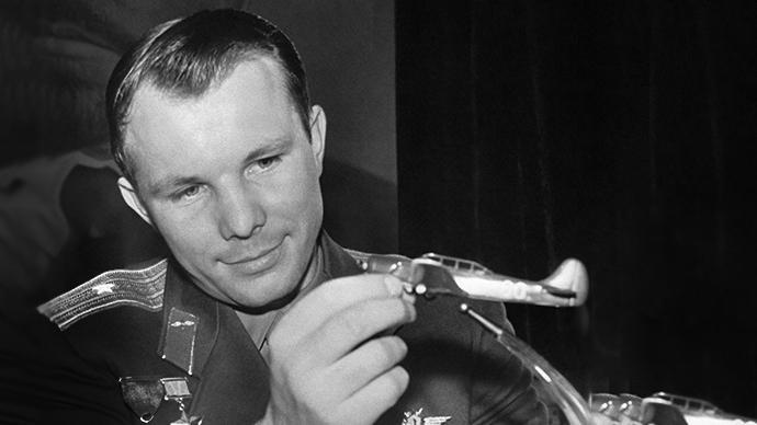 biografia del sommario di Gagarin