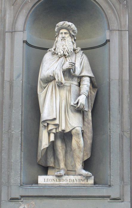 slike Leonarda da Vincija