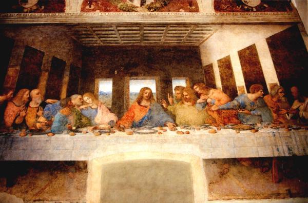 twórczość Leonardo da Vinci