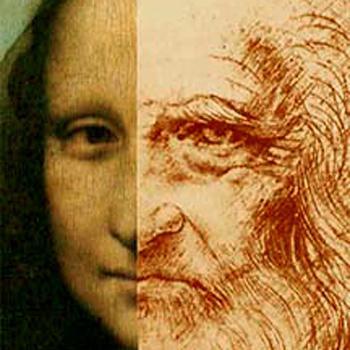 artysta Leonardo da Vinci
