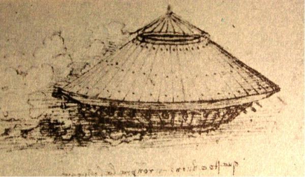rysunki Leonardo da Vinci