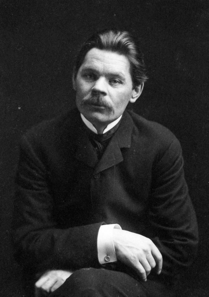 Alexey Maximovich Pawn